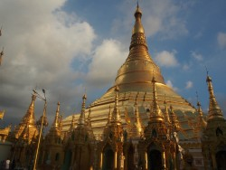 Shwedagon de Rangoon