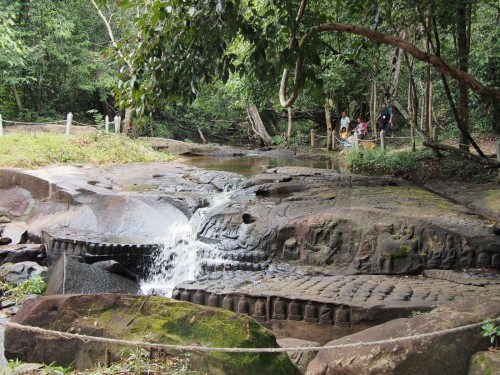 Angkor - Kbal Spean