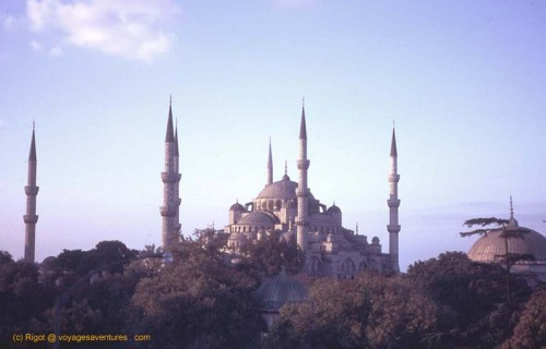 istambul mosquee