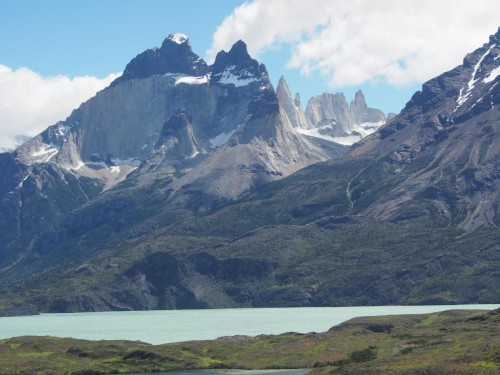 patagonie chilienne - tore del Paine