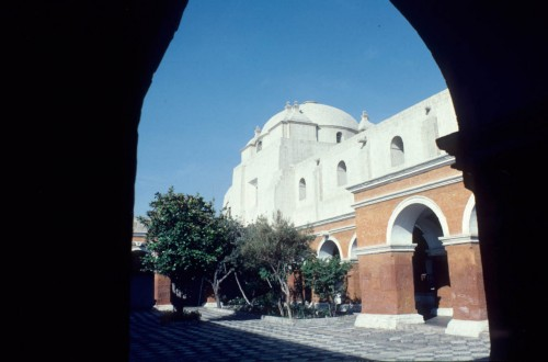 Arequipa: couvent royal